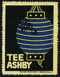 Ashby Tee (Lampion blau Var hell)