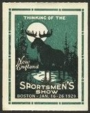 Boston 1929 Sportsmen's Show Sport
