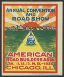 Chicago 1926 Annual Convention and Road Show Expo