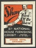 Chicago 1932 5th National House Furnishing Exhibit