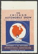 Chicago 1938 38th Automobile Show Auto
