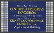Chicago When You Visit The Century of Progress Exposition