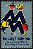 Leipzig Trade Fair Beginning March Beginning September Var C Schulze