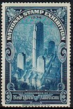 New York 1934 Stamp Exhibition