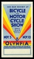 Olympia Bicycle Motor Cycle Show
