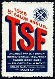 Paris 1928 5e Salon Annuel TSF Expo