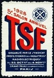 Paris 1928 5e Salon Annuel TSF Expo02