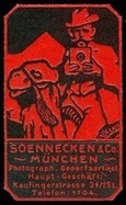 Soennecken Photo Winkler rot schwarz